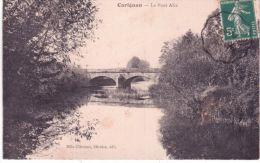 CARIGNAN -  Le Pont Alix  Ed.  Mlle Clément - France
