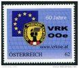 ÖSTERREICH / PM Nr. 8107552 / 60 Jahre Verband Reisender Kaufleute Oberösterreich / Postfrisch / ** - Personalisierte Briefmarken