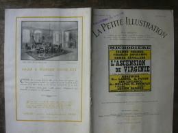 LA PETITE ILLUSTRATION 456 EN 1929  L'ASCENSION DE VIRGINIE PAR MAURICE DONNAY ET LUCIEN DESCAVES - Theatre
