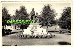 SOIGNIES - Monument à La Mémoire Des Combattants - Soignies