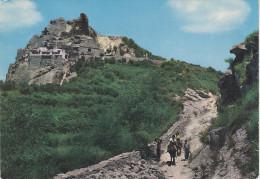 AK Isola D´ Ischia Monte Epomeo Mont Mount Berg Campania Kampanien Italien Italia - Napoli (Naples)
