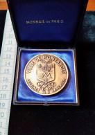 Medaille D´Honneur 1978 Ville De Montargis,argent Massif, RARE - Autres