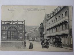 Saint-Valéry-en-Caux, Boulevard Des Bains. - Saint Valery En Caux