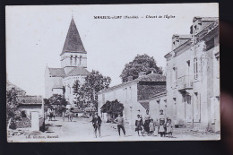 MAREUIL SUR LAY SIGNEE HENRIETTE - Mareuil Sur Lay Dissais