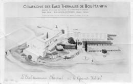 cpsm BOU HANIFIA, compagnie des eaux thermales et le grand-h�tel   (40.62)