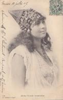 Alg�rie - Constantine - Jeune Fille - Bijoux - Editeur Geiser n� 180