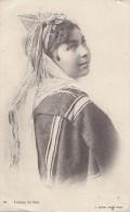 Alg�rie - Constantine - Jeune Fille - Editeur Geiser n� 83 - Oblit�ration Bone 1915