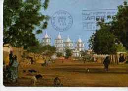 BURKINA FASO HAUTE VOLTA Surprenante Mosquée De Yako - Burkina Faso
