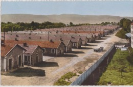 1959,sathonay-camp,nord  De Lyon,prés De Caluire Et Cuire,et Rilieux La Pape,vue Du Camp ,rhone - Caluire Et Cuire