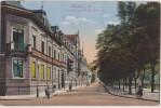 Cpa,allemagne,offenburg,p Rés De Strasbourg,pays De Bade,wutenberg,partie Aus Der Wilthelmstrabe,