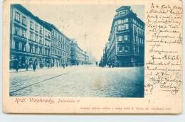 KRAL. VINCHRADY - Palackého Tr. - Repubblica Ceca