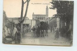 LAGHOUAT - La mosqu�e.