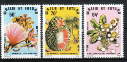 Wallis+Futuna 1979 **, Baumbl�ten, Sukkulente Pseudobombax / Wallis+Futuna 1973, MNH, Flowering trees, Succulent