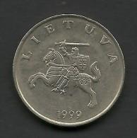 1 L. 1999, Lithuania - Lithuania