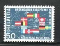SWITZERLAND 1966 CERN   MNH /zx/ - Europese Gedachte