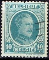 BEGIUM # STAMPS FROM YEAR 1922 STANLEY GIBBONS 353 - 1922-1927 Houyoux
