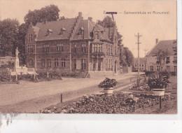 EVERGEM : gemeentehuis en monument