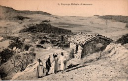 ALGERIE : Paysage Kabyle (Yakouren)