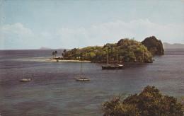 Young Island , ST. VINCENT , W.I. , 50-60s - St. Vincent Und Die Grenadinen