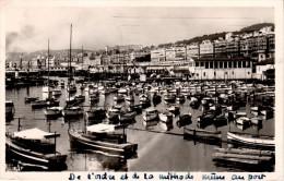ALGERIE : ALGER : Le Port