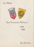 La Flèche Son Prytanée Militaire école Préparatoire - Livres, BD, Revues