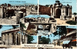 ALGERIE : Souvenir de TEBESSA