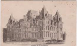 Loir Et  Cher :  Château De La   Gaudinière - France