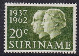 1249(10). Suriname, 1962, Queen Juliana, MNH (**) Michel 415 - Surinam