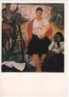 RUSSIA  -  RUSSIE  - RUSSLAND  , 1974 , M.Savitkii - Paintings