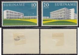 1250. Suriname, 1962, MH (*) Michel 425-426 - Surinam