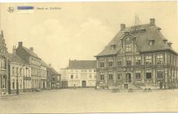 Belgique CPA Torhout Thourout Place Du Marché Hotel De Ville Nels - Torhout