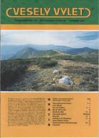 Zeitschrift Vesely Vylet Ein Lustiger Ausflug Riesengebirge Nr. 16 Sommer 2000 Saisonzeitschrift Dunkelthal Petzer Aupa - Tschechien