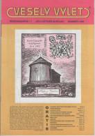 Zeitschrift Vesely Vylet Ein Lustiger Ausflug Riesengebirge Nr. 7 Sommer 1995 Saisonzeitschrift Dunkelthal Petzer Aupa - Tschechien