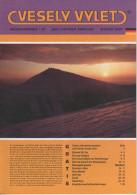 Zeitschrift Vesely Vylet Ein Lustiger Ausflug Riesengebirge Nr. 20 Winter 2003 Saisonzeitschrift Dunkelthal Petzer Aupa - Tschechien