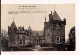 ** 01 - La Bresse Historique - Château De LORIOL - Cour D'honneur - écussons Dont Celui D'Asnières De Loriol - - France