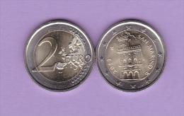 2 Euros  SAN MARIN  2013 >>>  Superbe Non Circulée - San Marino