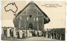 - OUGANDA - Mission Des Pères Blancs, Pèlerinage à La Chapelle De La Ste Vierge, Non écrite, Petit Format, TBE, Scans.. - Uganda