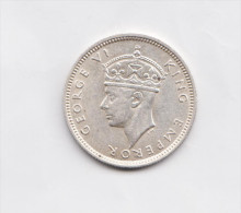SOUTHERN RHODESIA  6 Pence 1940 AU50   KM# 17 HIGH GRADE SILVER COIN - Other - Africa