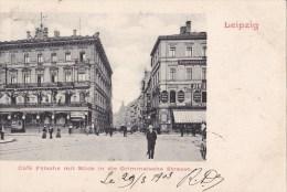 LEIPZIG/Cfé Feische..../ Réf:C2856 - Allemagne
