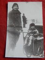 OOSTENDE - OSTENDE -  Prinses  Astrid  -  Princesse Astrid  -  1930   - - Familles Royales