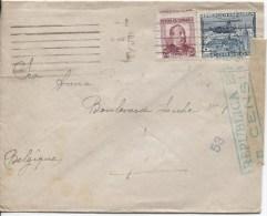 Espana/Espagne/Spain  Republica Espanol Censura To Belgium/Belgica PR1993 - 1931-Aujourd'hui: II. République - ....Juan Carlos I