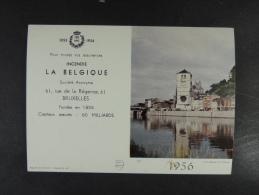 1956 Incendie La Belgique Huy