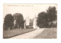 CPA : 28 Beaumont A Utels:  Chateau - Vue Sud Estet Parc - Vue Peu Commune - France