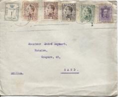 Espana/Espagne/Spain Barcelona 1931 To Belgium/Belgica PR1999 - 1931-Today: 2nd Rep - ... Juan Carlos I