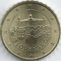 Slovakije 2014     10 Cent      UNC Uit De BU  UNC Du Coffret  !! - Slovaquie