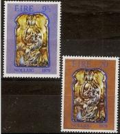 Ireland - 1979 Christmas Set Of 2 MNH **   SG 454-5  Sc 461-2 - Ongebruikt