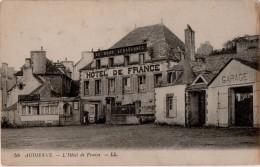 Audierne L Hotel De France - Audierne