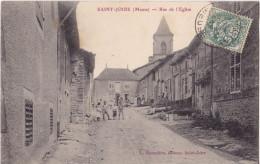 SAINT JOIRE - Rue De L'église. - Non Classés