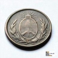 Argentina - Buenos Ayres - 1 Décimo - 1822 - Argentinië
