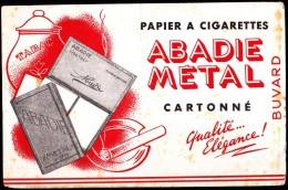 ABADIE MÉTAL - Papier à Cigarettes - Tobacco